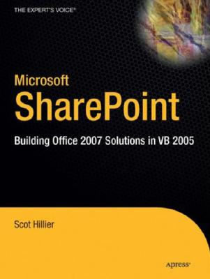 Microsoft Sharepoint By Hillier, Scot P.